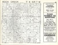 Rock Creek T6N-R7W, Hancock County 1963